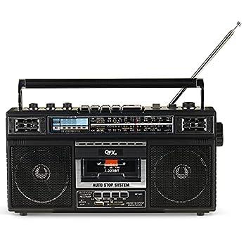 qfx boombox