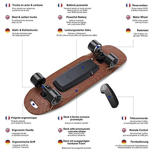Elektro Skateboard Elwing E Nimbus Bild 3*