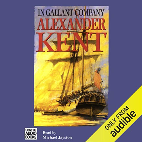 In Gallant Company audiobook cover art
