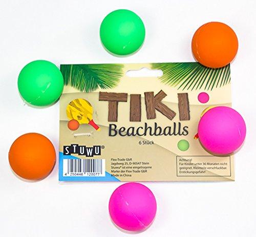 STUWU Tiki Beachballs Beachball Ersatzbälle