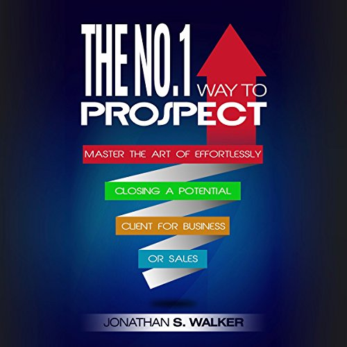 The No. 1 Way to Prospect audiobook cover art
