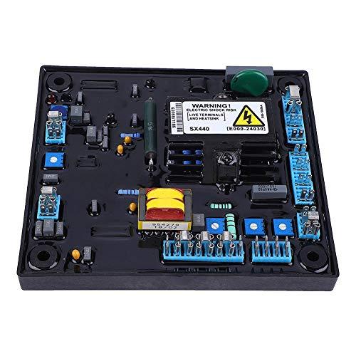 Regulador de voltaje automático AVR Generador sin escobillas Repuestos 190-264VAC