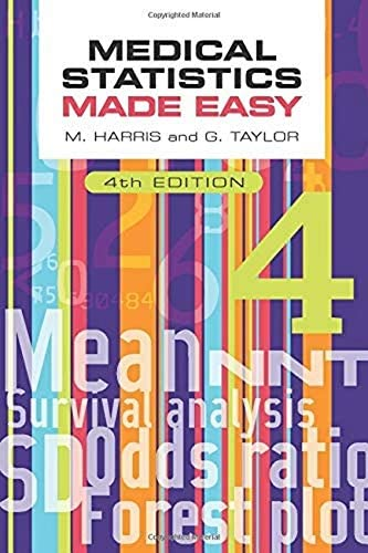 Medical Statistics Made Easy 4th edition product image