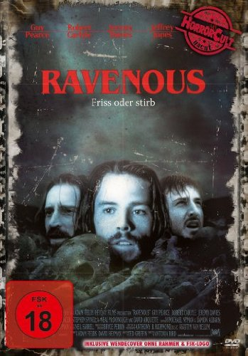 Ravenous - Friss oder stirb (Horror Cult Uncut)
