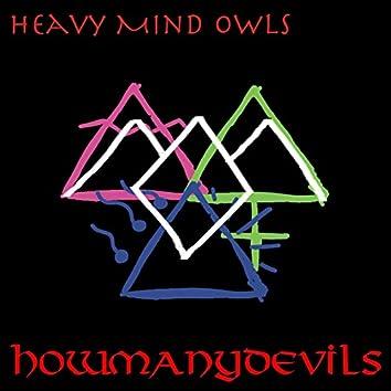 Heavy Mind Owls