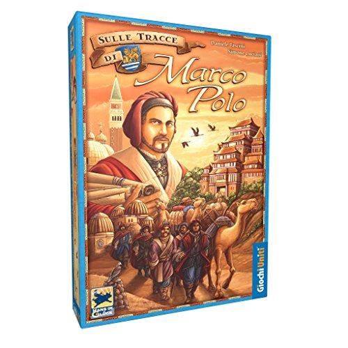 Giochi Uniti GU450–sulle tracce de Marco Polo