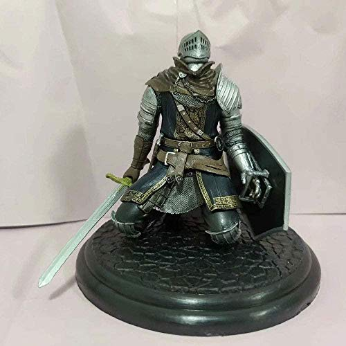 Dark Souls Anime Figura DXF Dark Souls Farhan Knights Superior Knight Altreus Escultura Decoración Decoración Estatua Niños 'Play Action figuresl 14cm