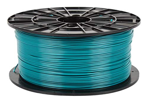 Filament-PM ABS Petrol Green, 1.75mm, 1kg of high quality filament made in EU
