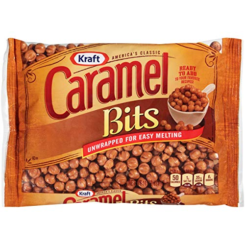 Kraft Caramel Bits, 11 oz Wrapper