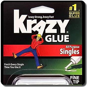 It's Krazy Glue