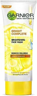 Garnier Bright Complete VITAMIN C Facewash, 100 gm