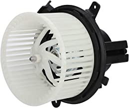 Qiilu 700236 Car Heater Blower Motor Fan Cage Fit for Buick Enclave Chevrolet Silverado 1500 2500 3500 & Traverse, for GMC Acadia & Sierra Saturn Outlook
