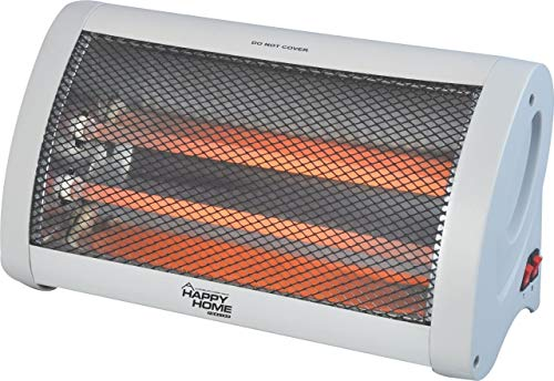 Starvin || Quartz/Halogen Heater || Double Rod || Limited Edition || 1 Season Warranty || Make in India || Model- Riya || R414