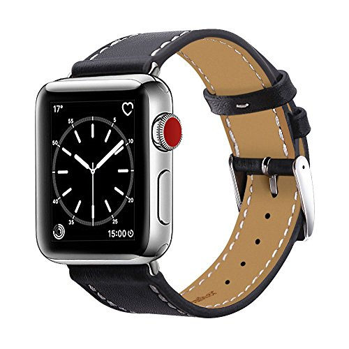 10 best leather band watch series 4 for 2020