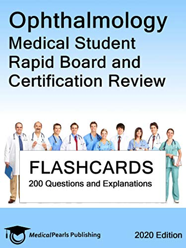 Ophthalmology Medical Student: Rapid Board and Certification Review (English Edition)