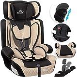 KIDIZ Autokindersitz Kindersitz Kinderautositz | Autositz Sitzschale | 9 kg - 36 kg 1-12 Jahre |...