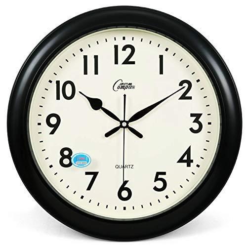 JY&WIN Wanduhr, Wohnzimmer, stille Uhr, kreative Uhrenkunst, große Quarzuhr, Moderne Mode, ewiger Kalender, hängende Uhr