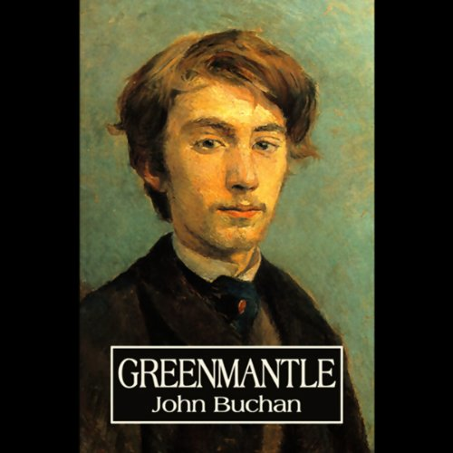 Greenmantle audiobook cover art