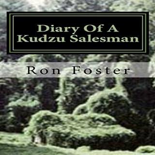 Diary Of A Kudzu Salesman audiobook cover art
