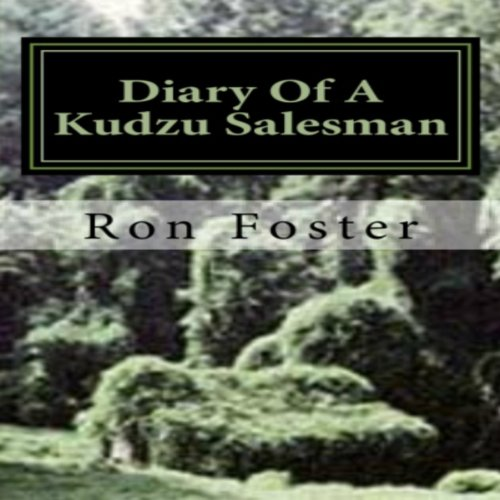 Couverture de Diary Of A Kudzu Salesman