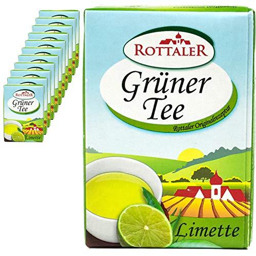 Rottaler - 12er Pack Eistee Grüner Tee