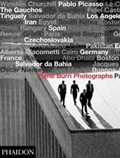 René Burri Photographs by Hans-Michael Koetzle (25-Jun-2012) Hardcover
