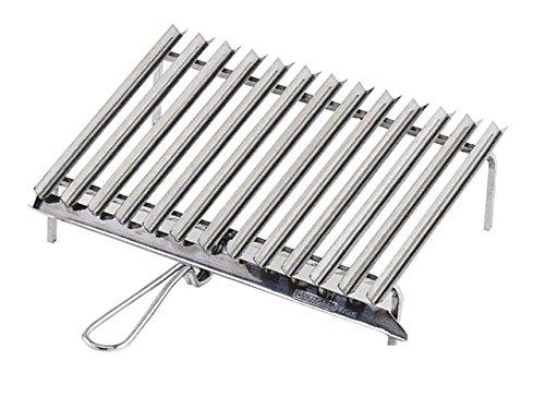OMPAGRILL 20640Grillrost Edelstahl, Aluminium, 40x 35cm
