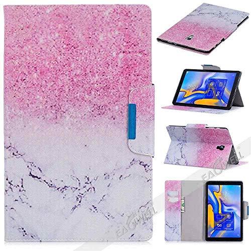 GHC PAD Fundas & Covers Para Samsung Galaxy Tab S4 10.5, Auto Sleep Wake Wake Smart Cover PU Cuero de la PU Funda de stand estampada imprimida Tableta a prueba de golpes para Samsung Galaxy Tab S4 10.