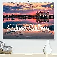 Sachsens Schloesser (Premium, hochwertiger DIN A2 Wandkalender 2022, Kunstdruck in Hochglanz): Schloesser und Burgen in Sachsen (Monatskalender, 14 Seiten )