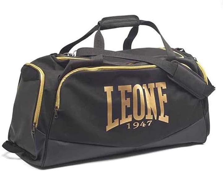 Borsone palestra leone 1947 borsone pro bag borsone pro bag, unisex – adulto, nero, u AC940