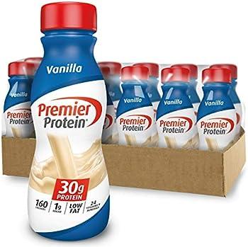 12-Pack Premier Protein Protein Vanilla Shake, 11.5 Fl Oz