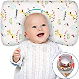 Best Infant Pillows - Acksonse Baby Pillow for Sleeping Memory Foam Age Review