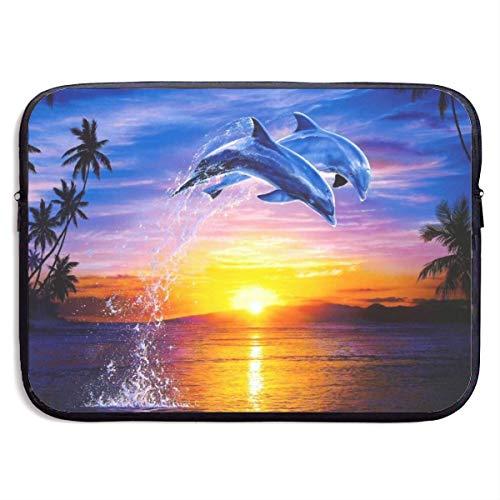 Zome Lag laptophoes, aktetas, zachte hoezen voor tablets, elegante tas voor Dolphin en laptophoes S(13 Inch)