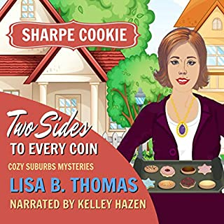 Sharpe Cookie audiobook cover art