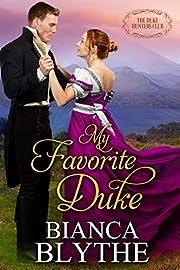 My Favorite Duke (The Duke Hunters Club Book 2)