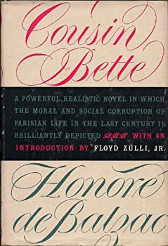 Hardcover Cousin Bette (The Modern Library) Book