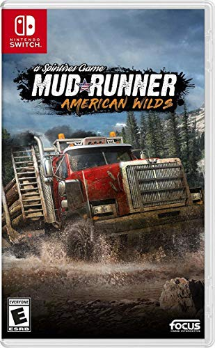 Mudrunner - American Wilds Edition - Nintendo Switch