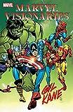 Marvel Visionaries: Gil Kane (English Edition)