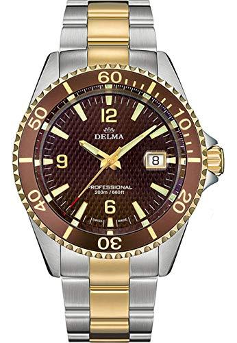 DELMA - Armbanduhr - Herren - Santiago - 52701.562.6.104