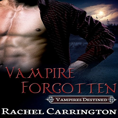 Vampire Forgotten audiobook cover art