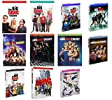 THE BIG BANG THEORY - STAGIONI DA 1 A 11 (34 DVD) COFANETTI SINGOLI,...