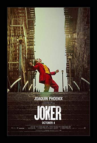 """(11"""" x 17"""") Framed Movie Poster - Joker"""