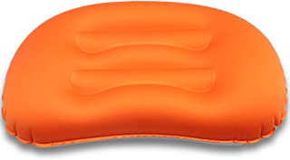 VIGIND Ultralight Camping Pillows,Inflatable Travel Pillow Sleeping Pillow with Easy Blow Up Design,Ergonomic Pillow for N...