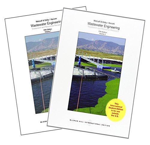 Wastewater Engineering Treatment & Reuse