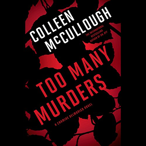 Too Many Murders audiobook cover art