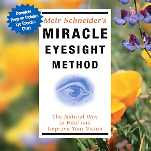 Miracle Eyesight Method audiobook cover art