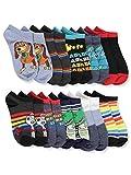 Disney Toy Story 4 Toddler & Kid 10-Pack Sock Set (6/8 Kids(Shoe 10-4))