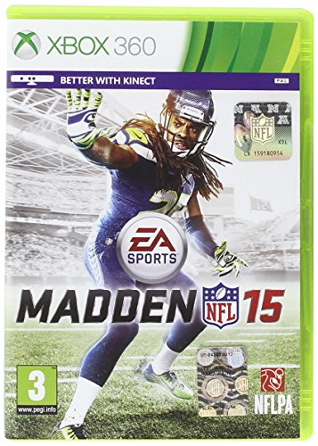XBOX MADDEN NFL 15