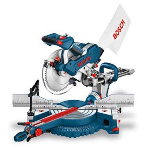 Bosch GCM10SD 254mm Double Bevel Slide Mitre Saw - 240V