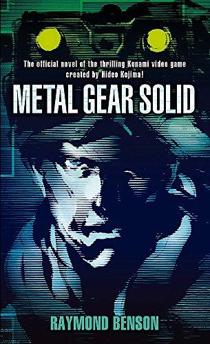 Metal Gear Solid (Tom Thorne Novels)